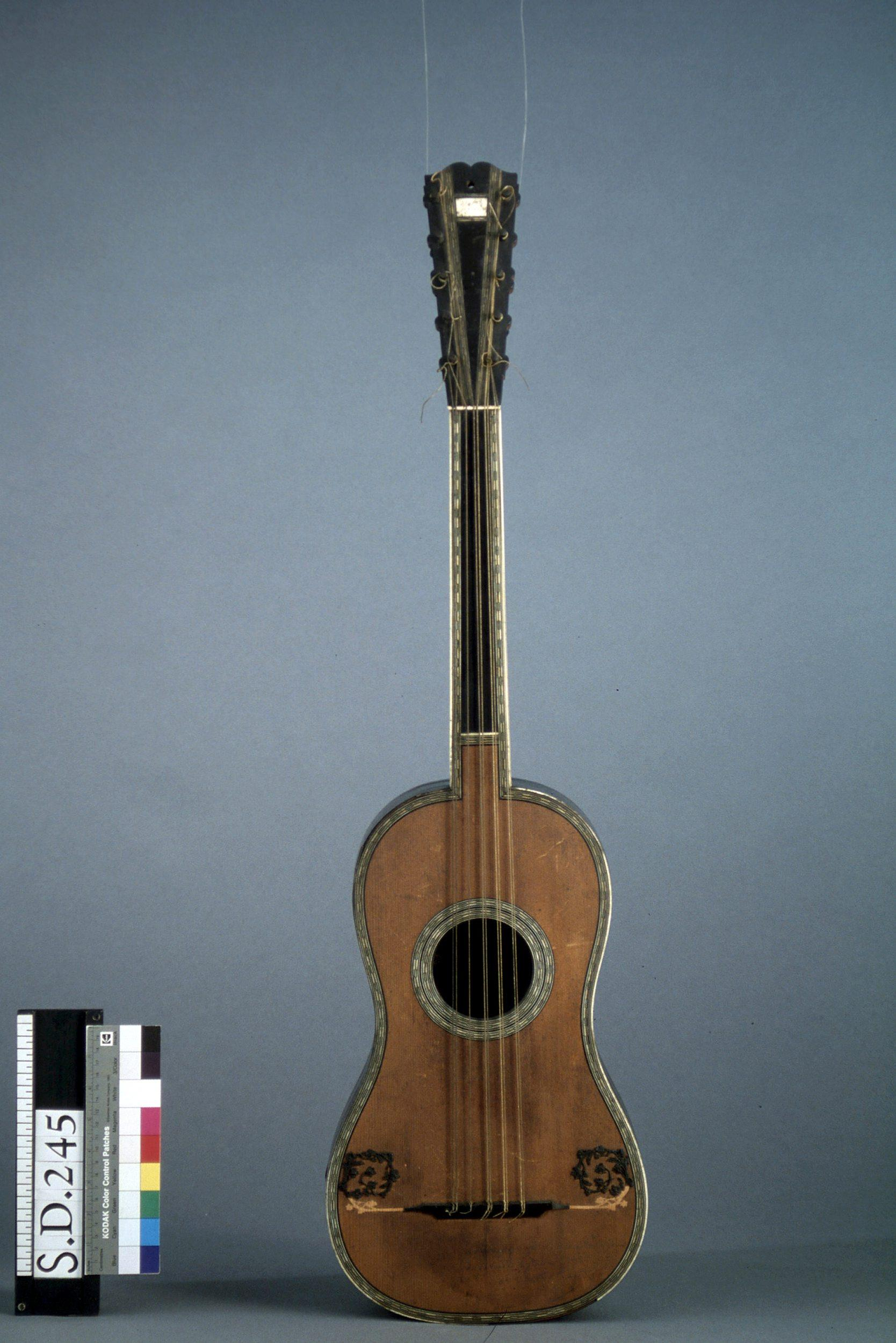 Guitare   Jean Walster
