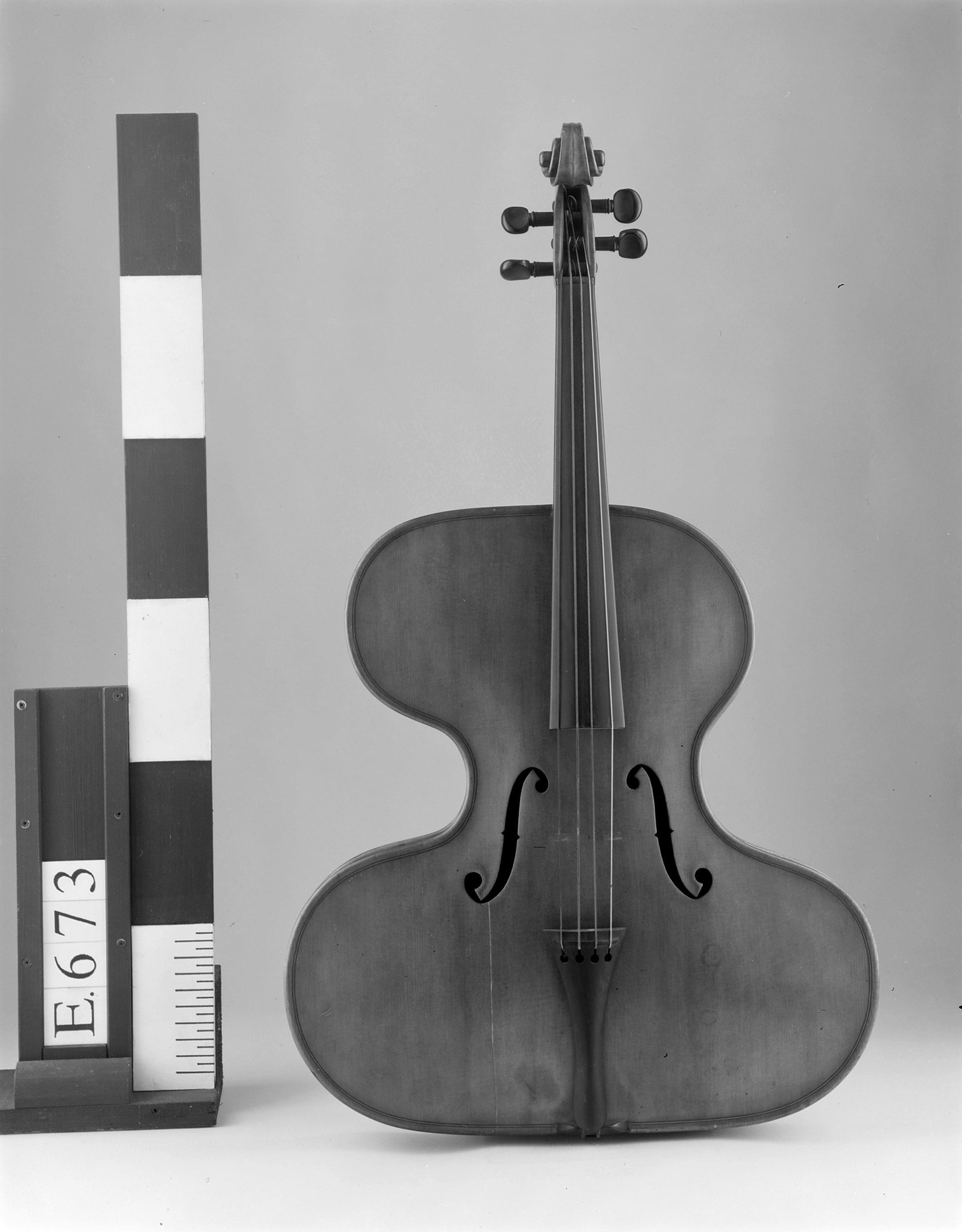 Violon irrégulier | Thomas Zach