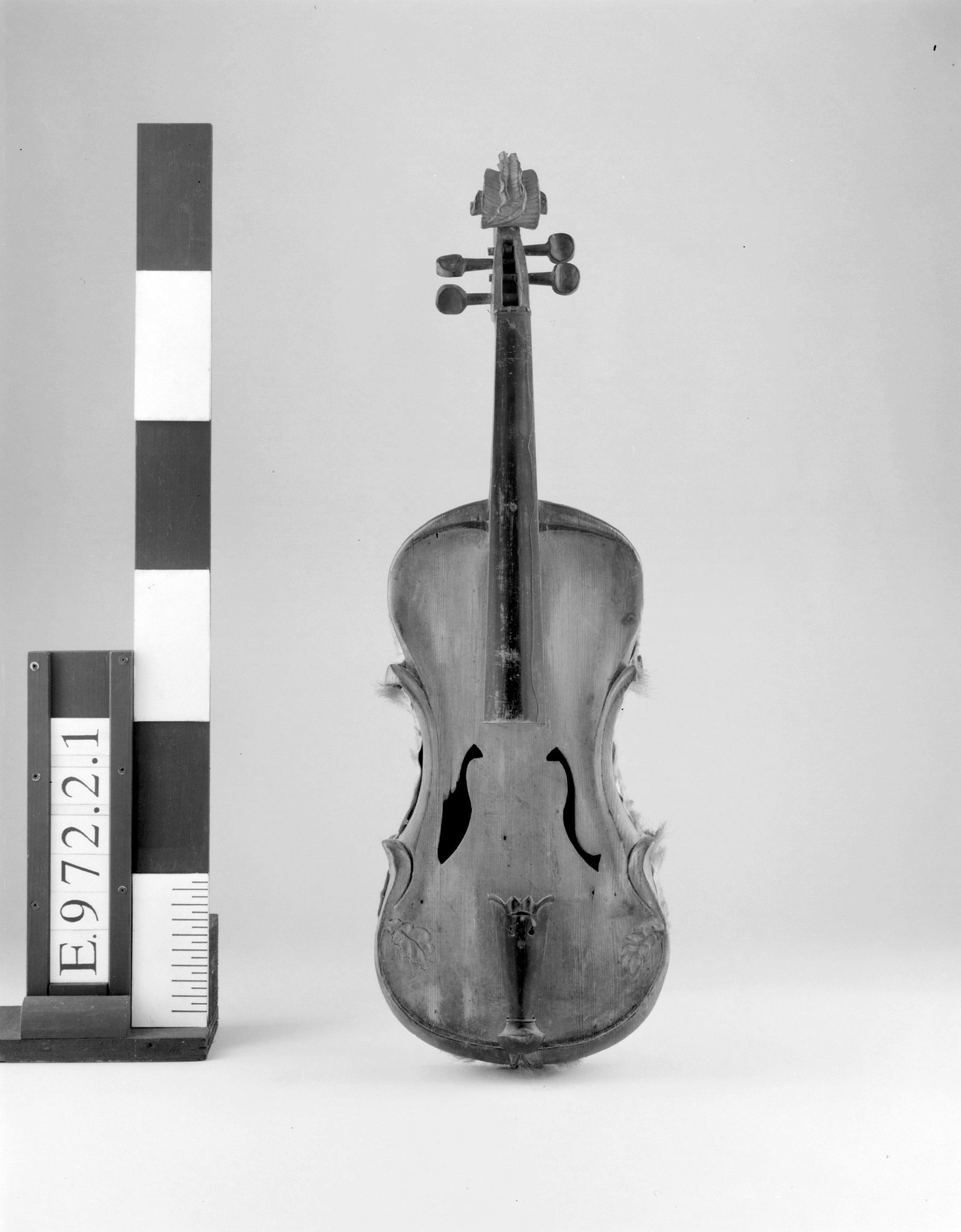 Violon de campagne | René Moreau
