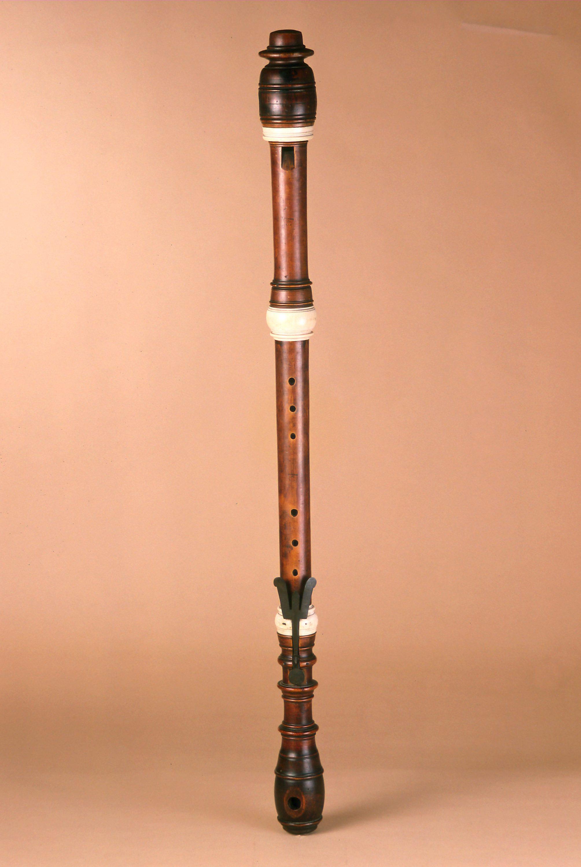 Flûte à bec basse | Famille Hotteterre