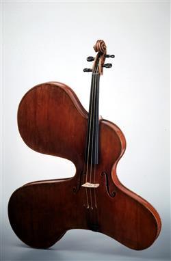 Violino Harpa Forma Maxima | Thomas Zach