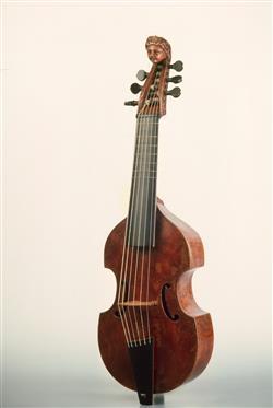 Pardessus de viole | Nicolas Bertrand