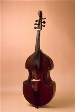 Basse de viole | Claude Pierray