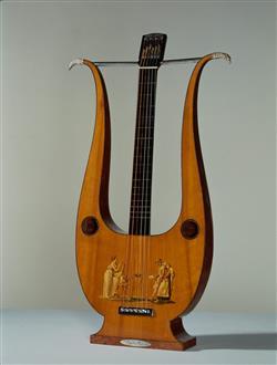 Guitare-lyre   Ignace Joseph Pleyel