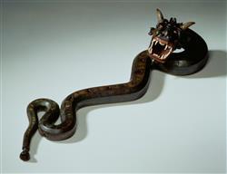 Cornet à bouquin ténor | Anonyme