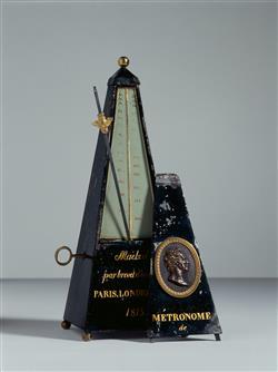 Métronome pyramidal | Johann Nepomuk d. J. Mälzel