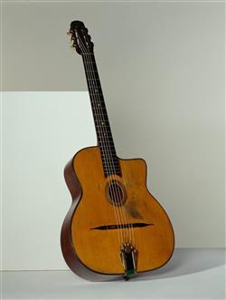 "Guitare ""Django Reinhardt""   Henri Selmer"