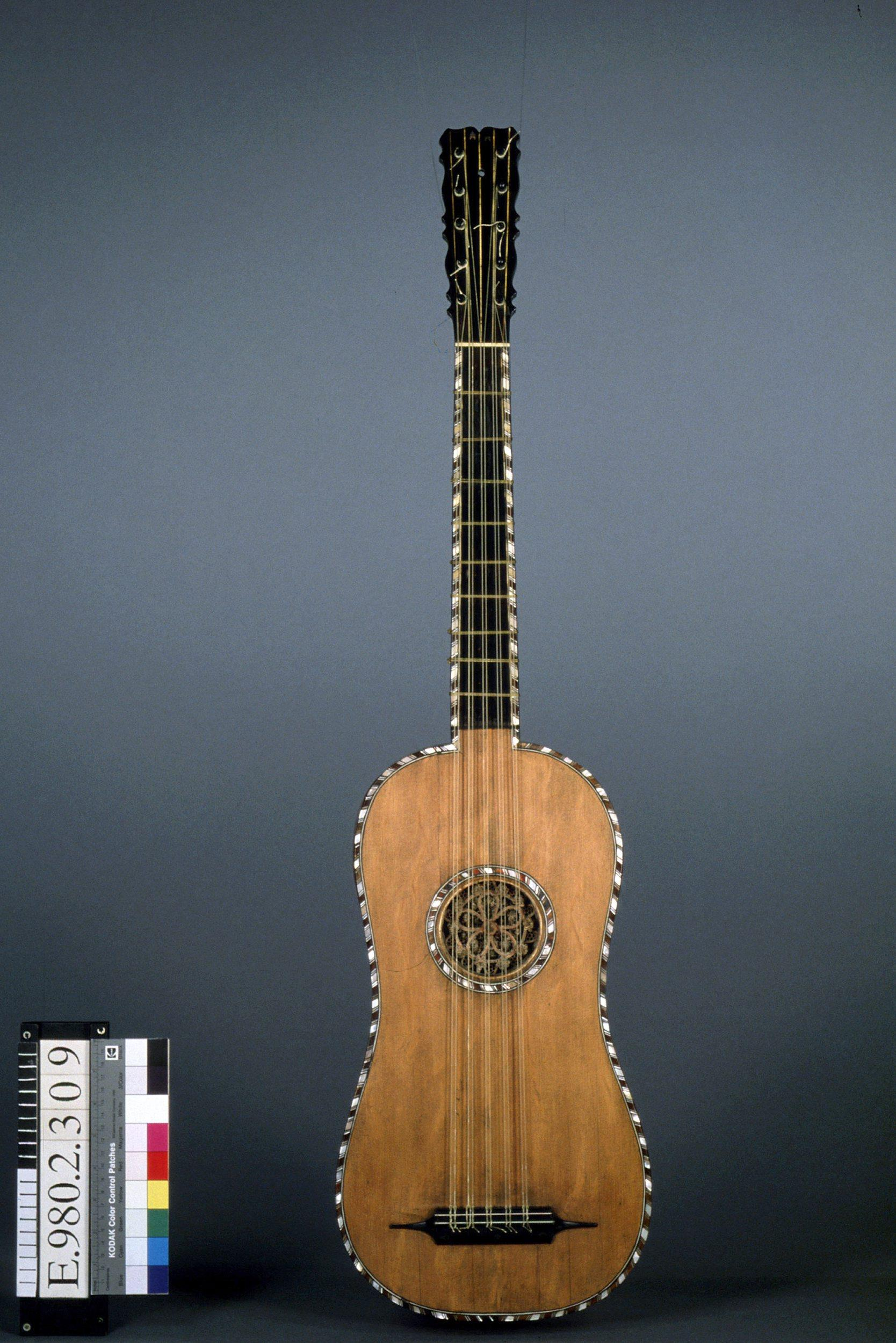 Guitare |  Groselet