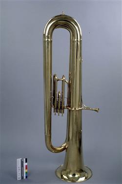 Saxhorn contrebasse en si bémol | Adolphe Sax