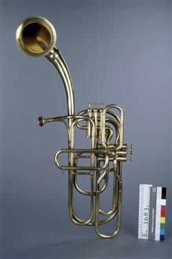 Saxotromba baryton | Adolphe Sax