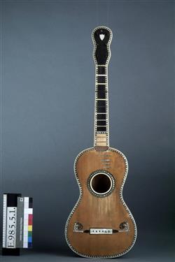 Guitare | Petitjean l'aîné