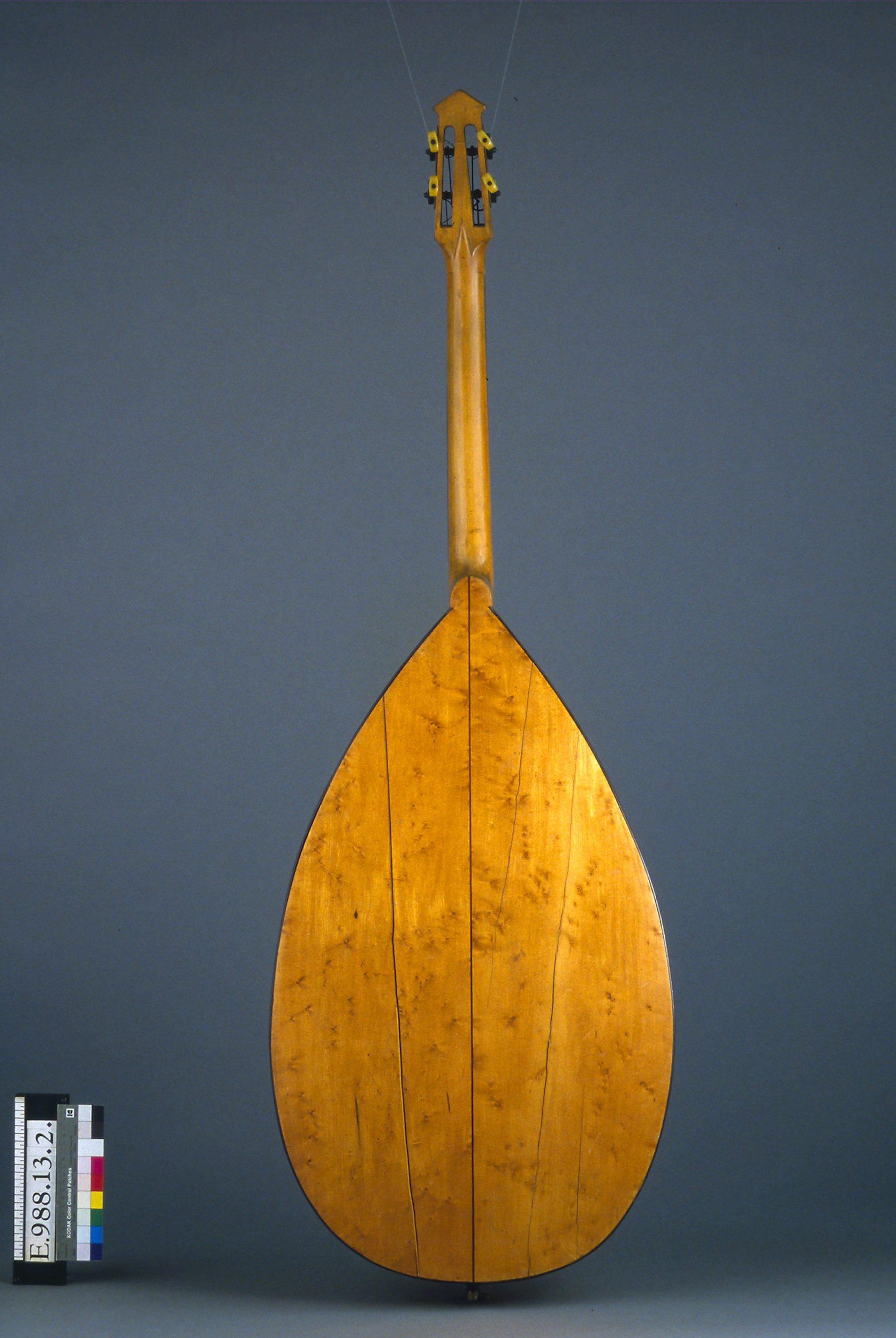Mandoline basse | Lucien Gelas