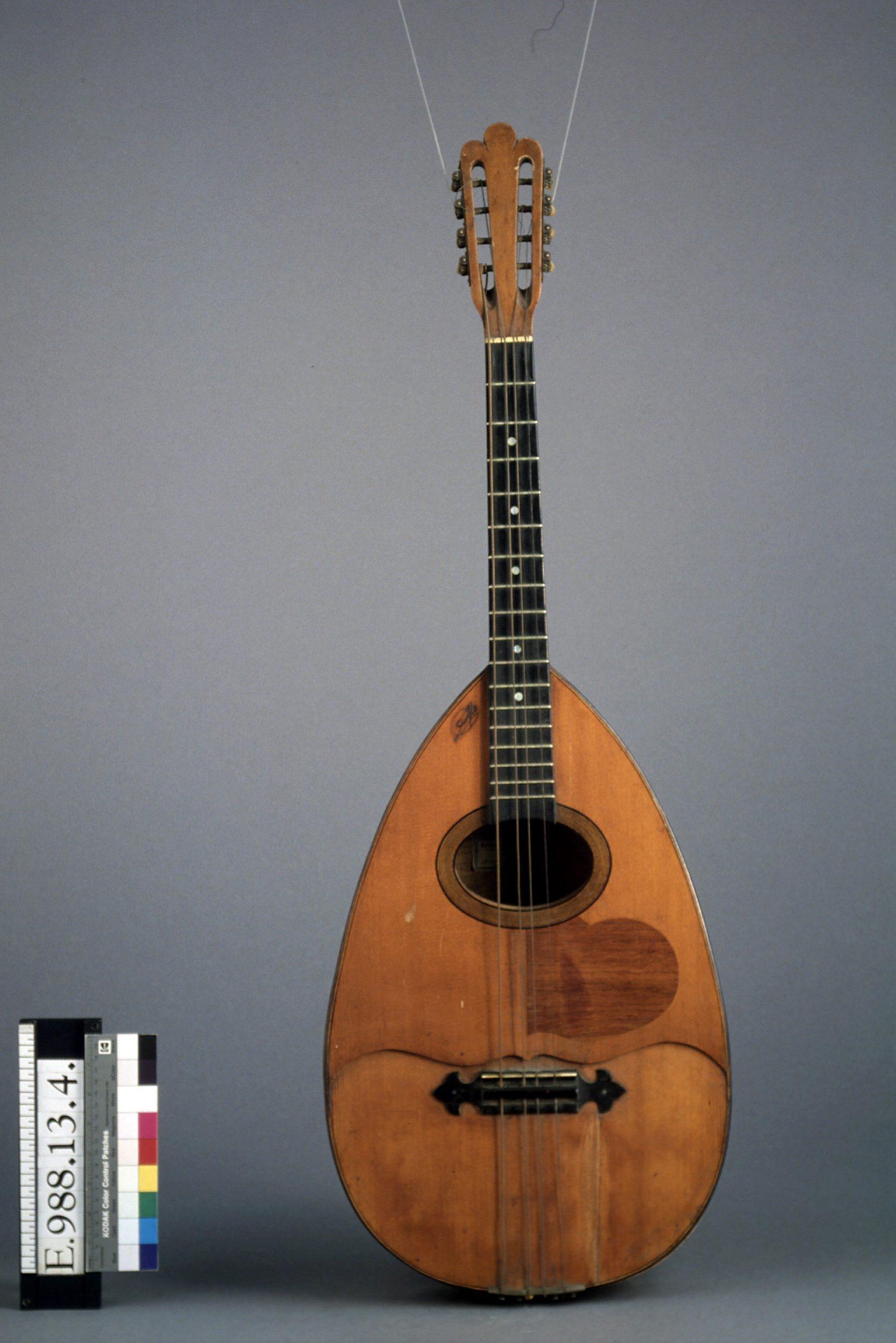 Mandoline | Lucien Gelas