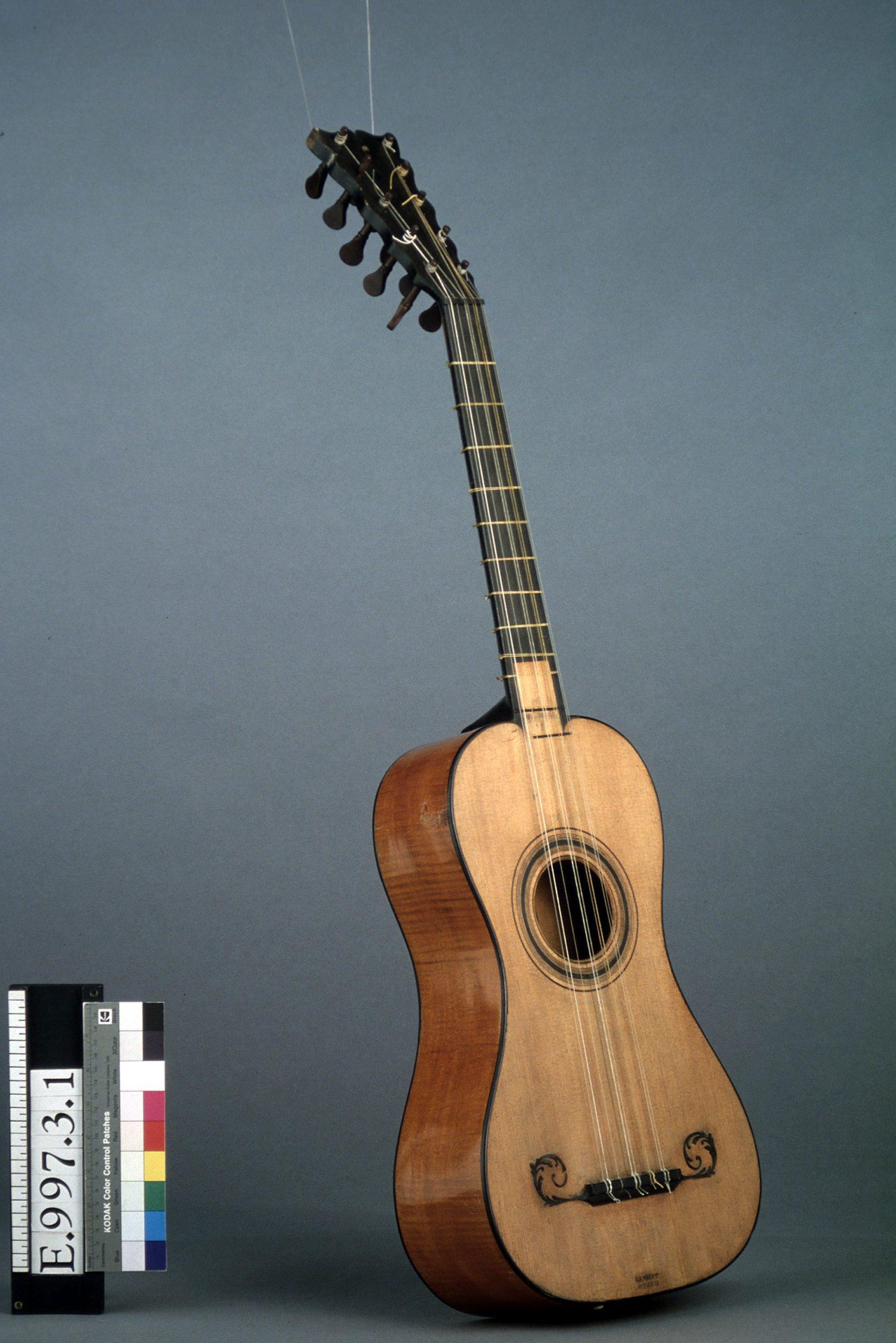 Guitare   Atelier Jean-Nicolas Lambert