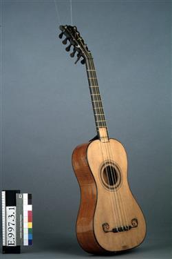 Guitare | Atelier Jean Nicolas Lambert
