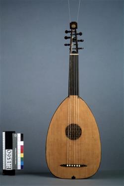 Luth (mandora) | Moïse Tieffenbrucker