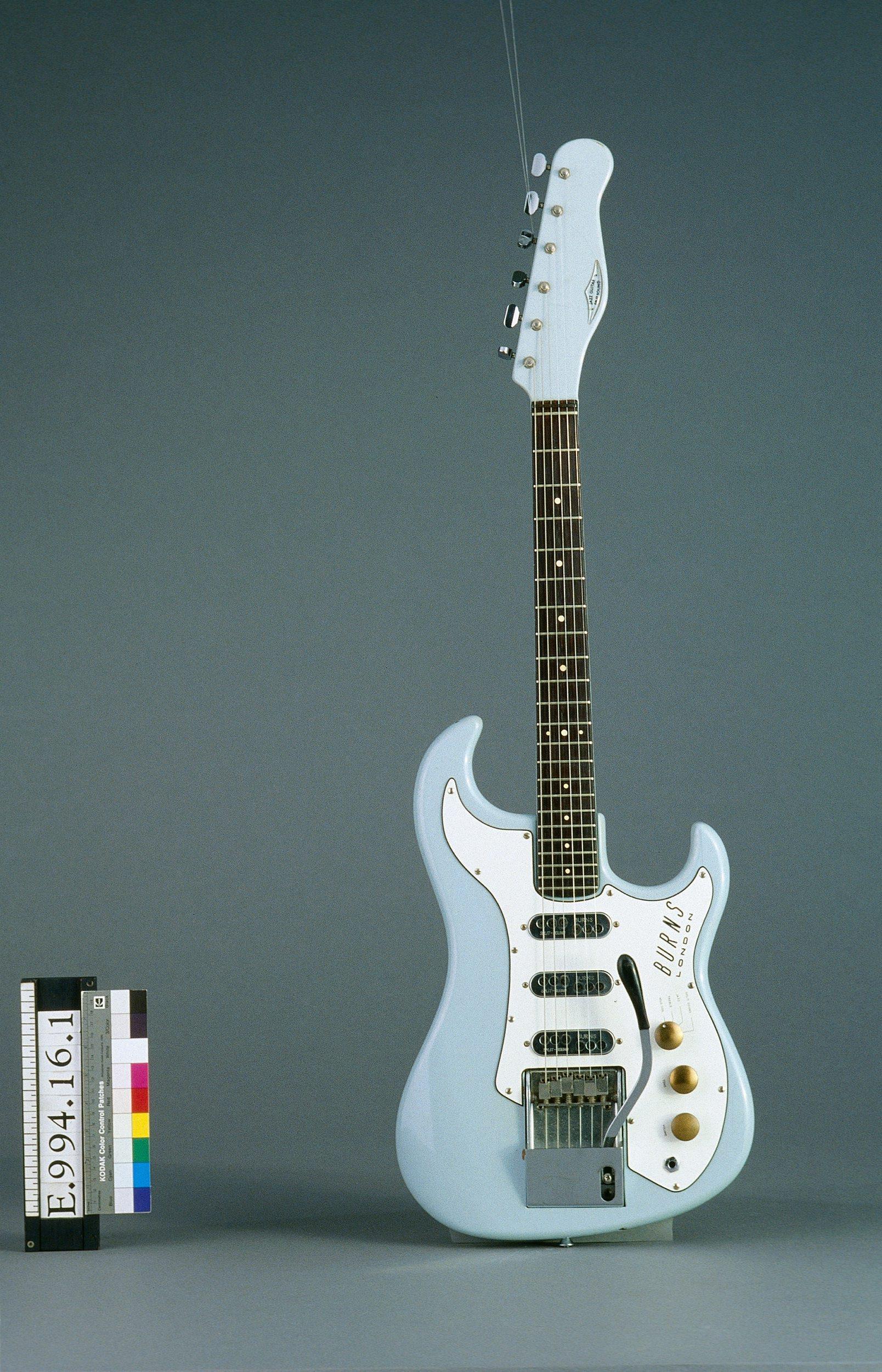 Guitare électrique modèle Jazz Guitar Split Sound | Burns