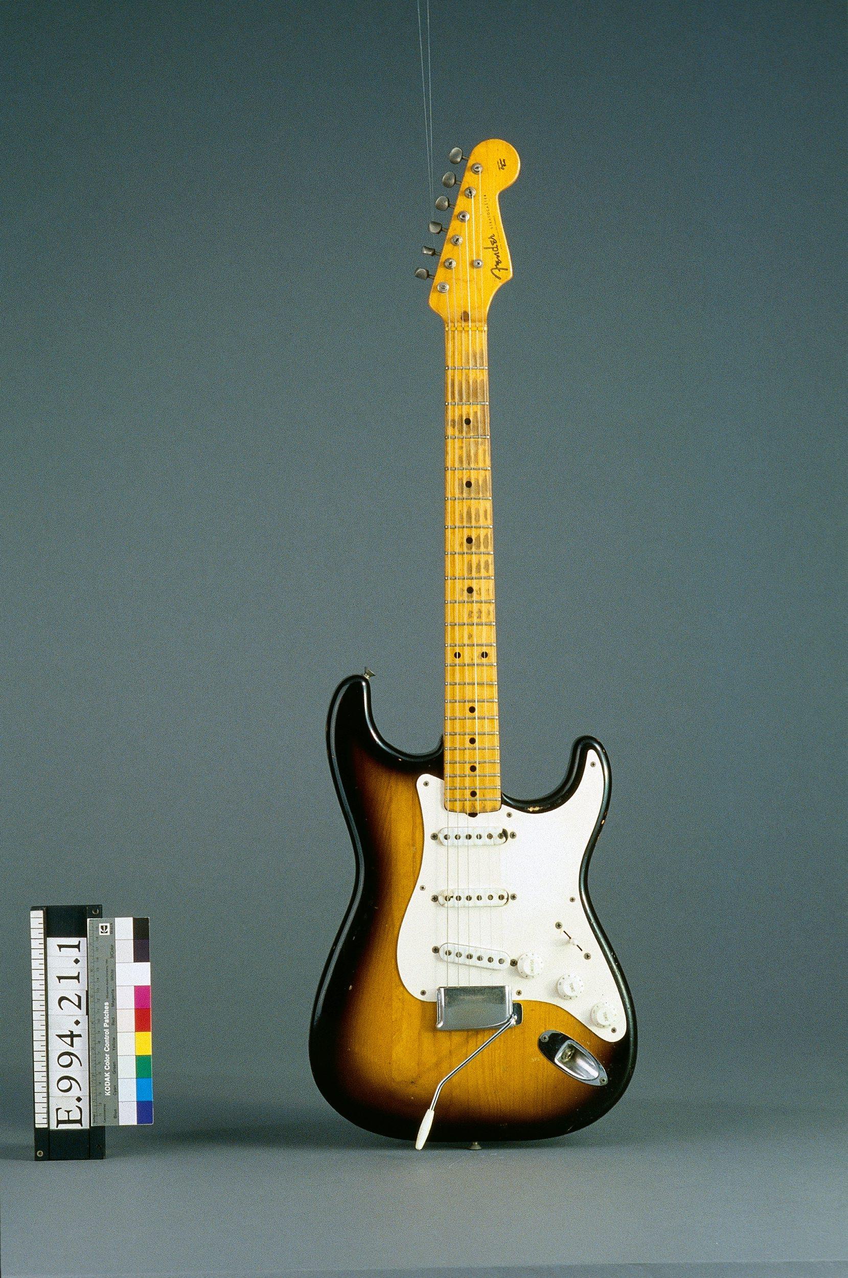 Guitare électrique modèle Stratocaster | Fender
