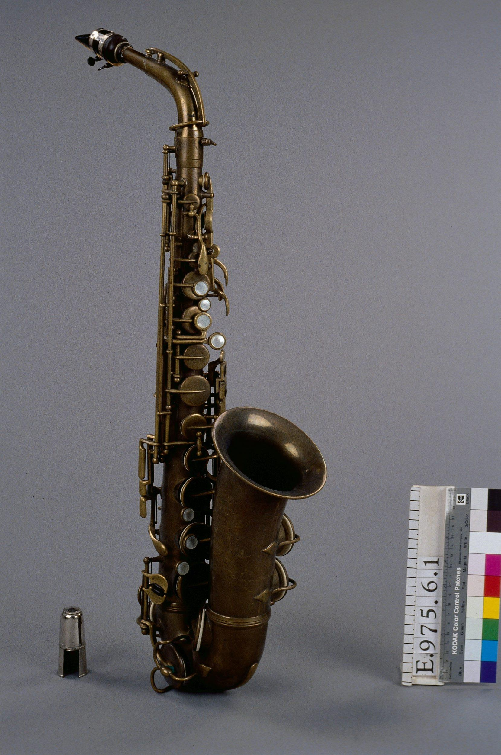 Saxophone alto en mib | Adolphe-Edouard Sax