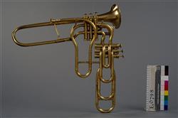 Trompette à pistons | Adolphe Sax