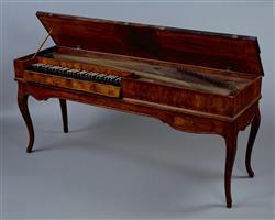 Clavicorde   Christian Gottfried Friederici
