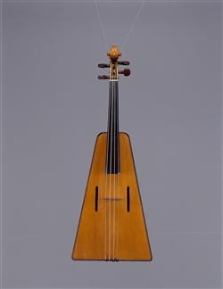 Violon trapézoïdal   Félix Savart
