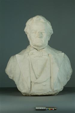 Buste de Richard Wagner (1813-1883) | Fromental, Maximilien-Louis