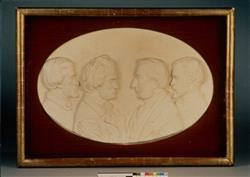 La Société des quatuors de Beethoven | Etex, Antoine