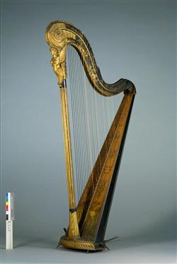 Harpe | Zimmermann, Pierre Guillaume