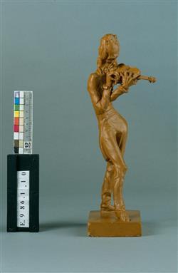 Portrait-charge de Niccolò Paganini (1782-1840) | Dantan, Jean-Pierre