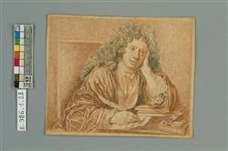 Portrait de Michel-Richard Delalande (1657-1726)   Santerre, Jean-Baptiste