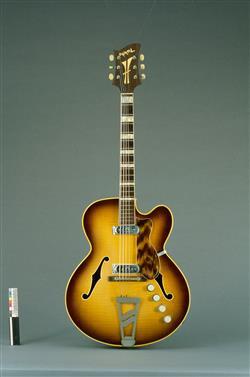 Guitare électrique modèle Royal | Jacobacci Frères