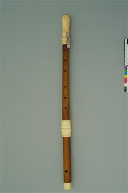 Flûte traversière   Hotteterre dit le Romain, Jacques (Martin)