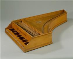 Clavecin à l'octave   Pisaurensis Domenicus