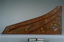 Table d'harmonie de clavecin | Jean-Baptiste Keiser