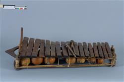 "Xylophone ""balafon""   Anonyme"