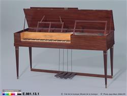 Piano carré   Maison Pleyel