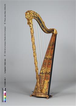 Harpe à pédales | Georges Cousineau