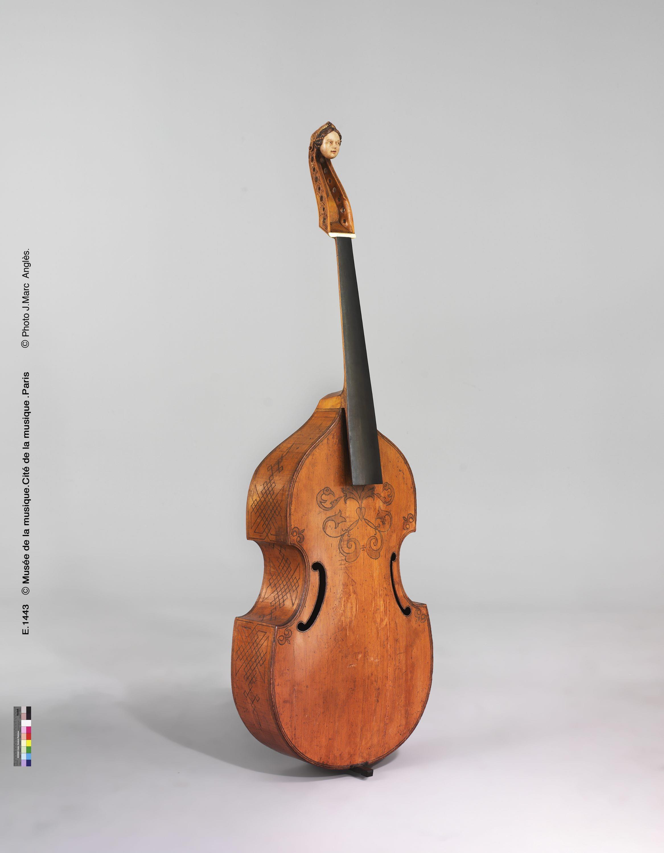 Basse de viole | Edward Lewis