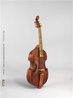Basse de viole | John Pitts