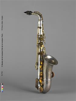 Saxophone alto en mib | Adolphe Sax