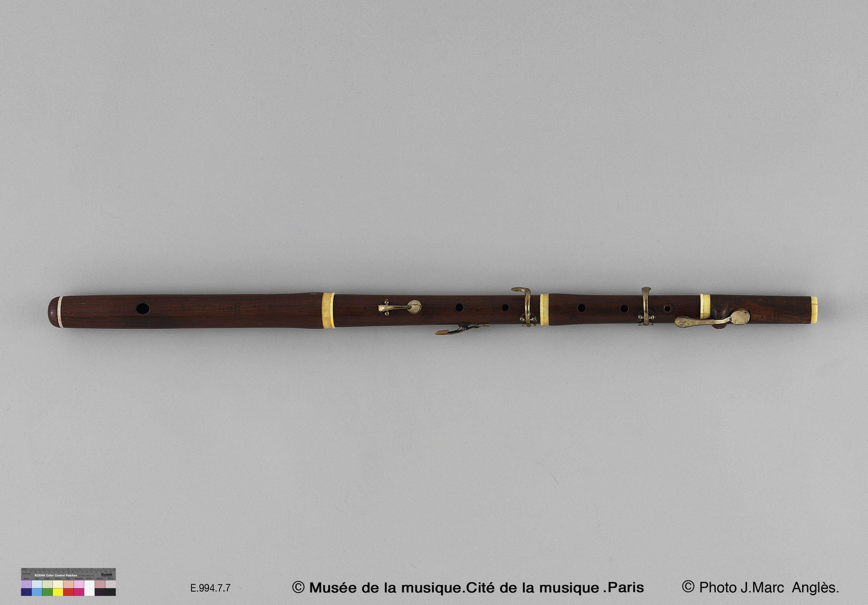 Flûte traversière | Jean Winnen