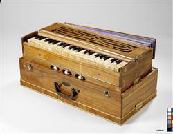 Harmonium portatif | Chait Singh