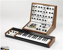 Clavier pour synthétiseur | E. M. S.