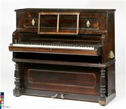 Piano droit | Alphonse Blondel
