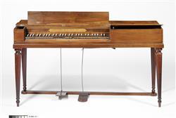 Piano carré | Jean Kilien Mercken