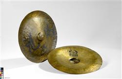 Cymbale chinoise | Anonyme
