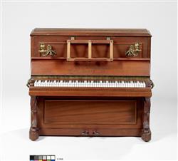 Piano droit modèle réduit | Louis Chartier
