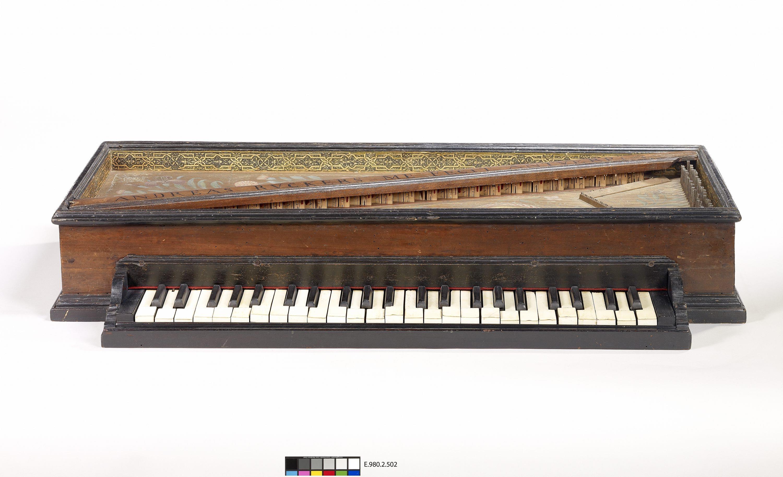 Virginale à l'octave | Andréas I Ruckers