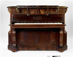 Piano droit   Blanchet Fils